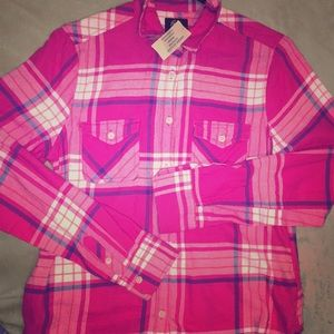 """AMERICAN EAGLE brand new """"Favorite Fit"""" Shirt!"""